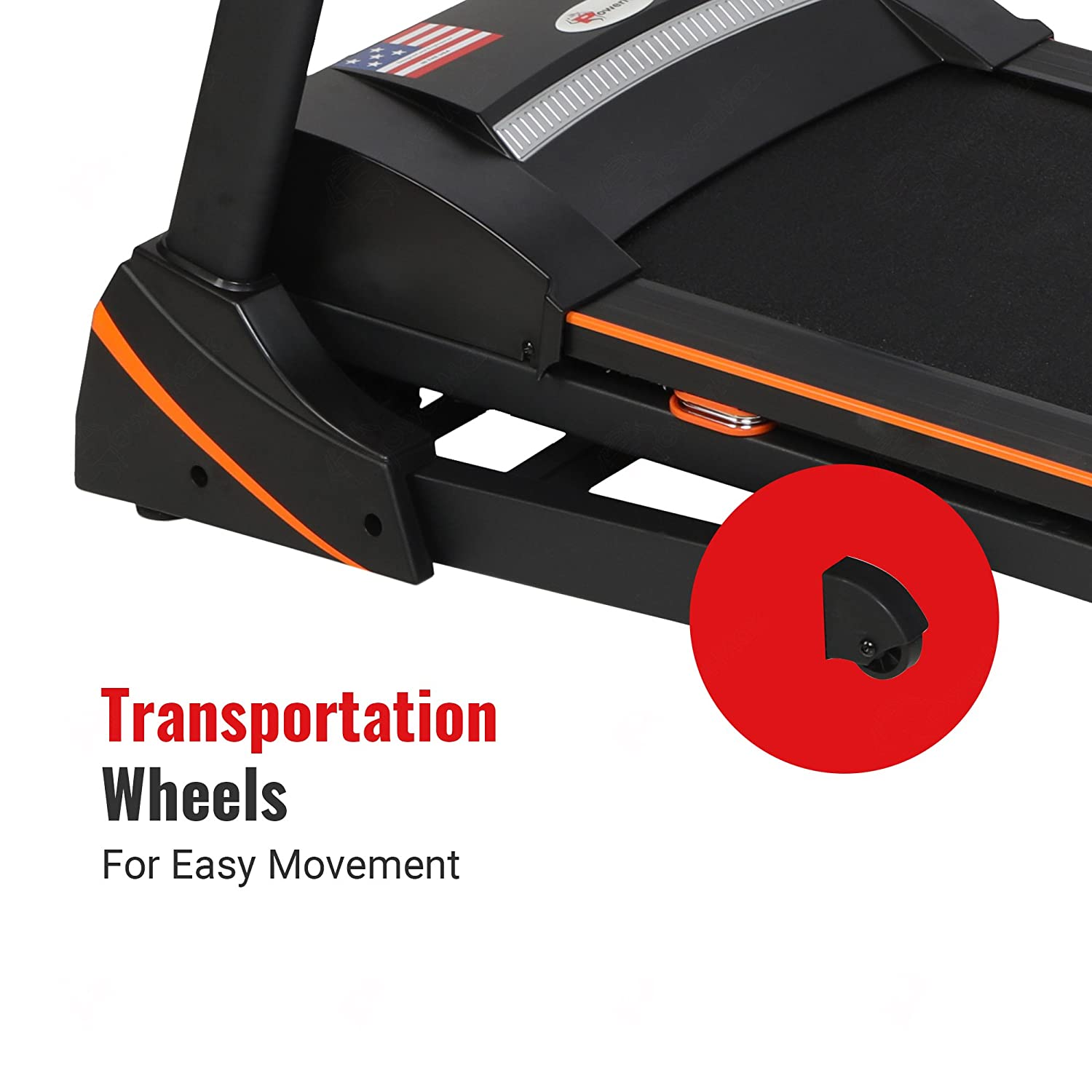 TDM-100S With Jumping wheels and Semi-Auto Lubrication