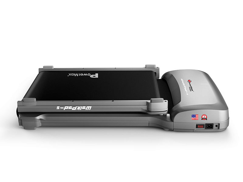 <b>WalkPad-5<sup>TM</sup></b> Ultra-Thin Walking Fitness Treadmill with Remote control
