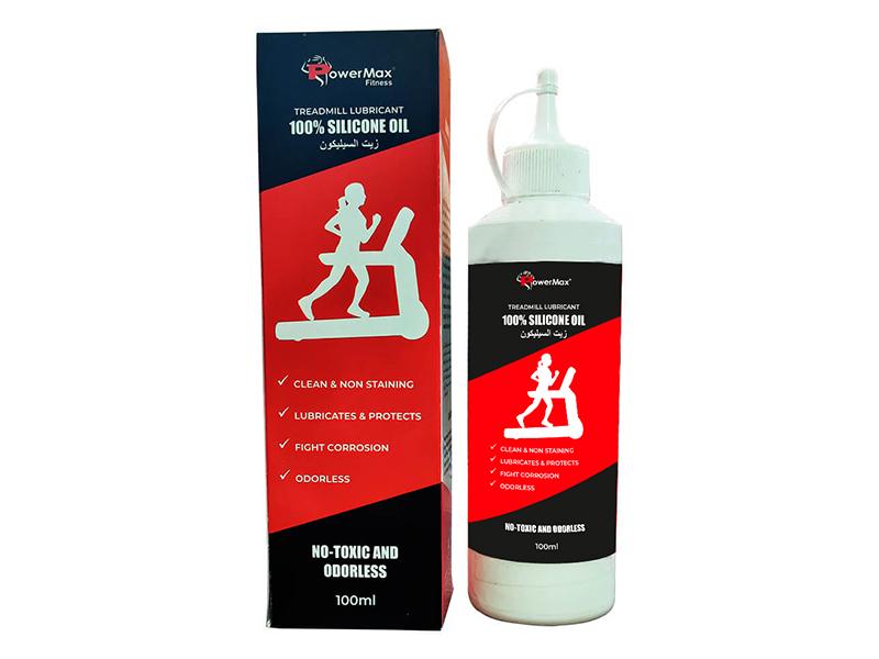 <b>PMS-100</b> Silicone oil - Treadmill Belt Lubricant (100ml)