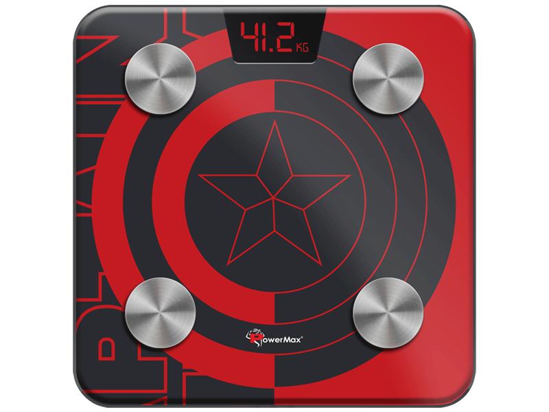 BCA-130 Marvel Edition Bluetooth Smart Scale