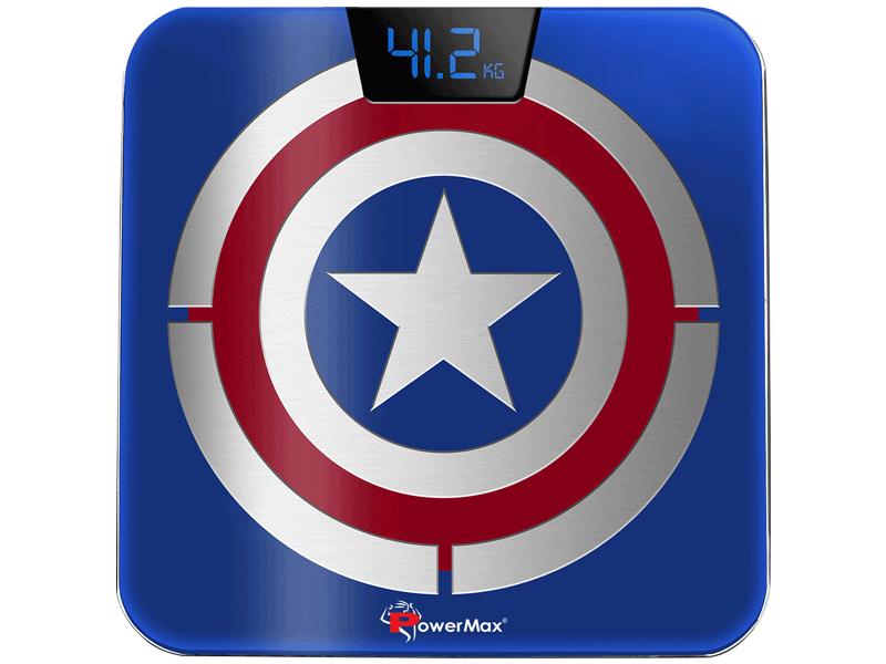 BCA-140 Marvel Edition Bluetooth Smart Scale