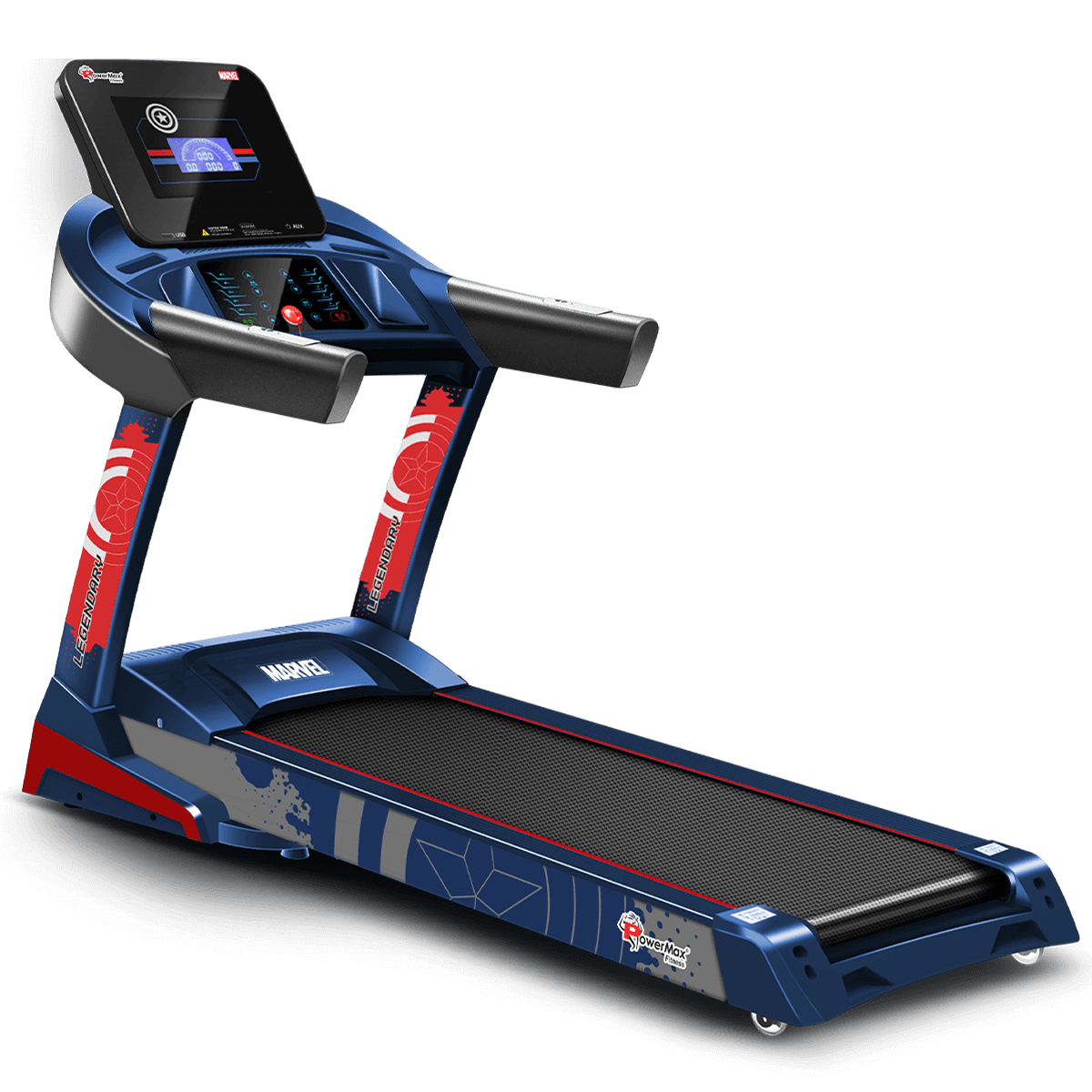 MTC-3600 AC Motorized Treadmill with Auto Lubrication and Auto Incline