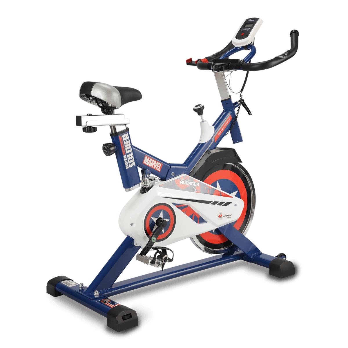 MB-165 Exercise Spin Bike for home use