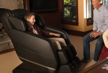 Can kids use massage chairs?