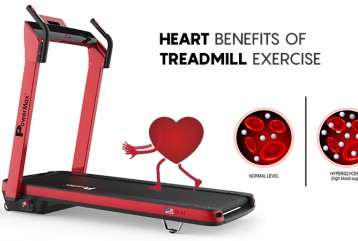Know The Top Benefits Of Treadmill Exercise