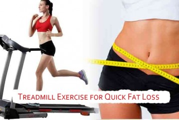 Achieve your Fat Loss Goal Quickly with the Best Exercises on a Treadmill