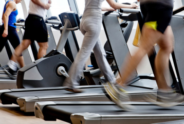 WHAT IS THE BEST RUNNING OR WALKING SPEED ON A TREADMILL?
