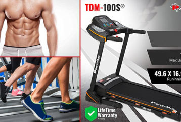 Benefits of Treadmill for Abs, Legs and Weight Loss