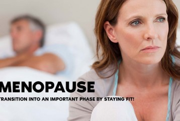 Menopause: Transition into an important phase by staying fit!
