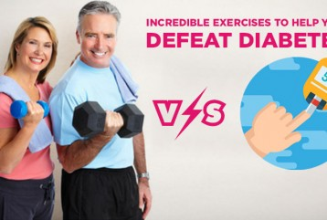 Incredible exercises to help you defeat Diabetes
