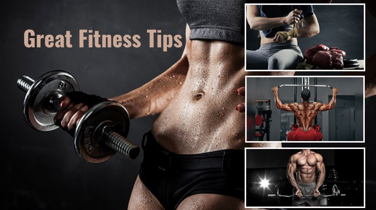 Information Sharing on Great Fitness Tips