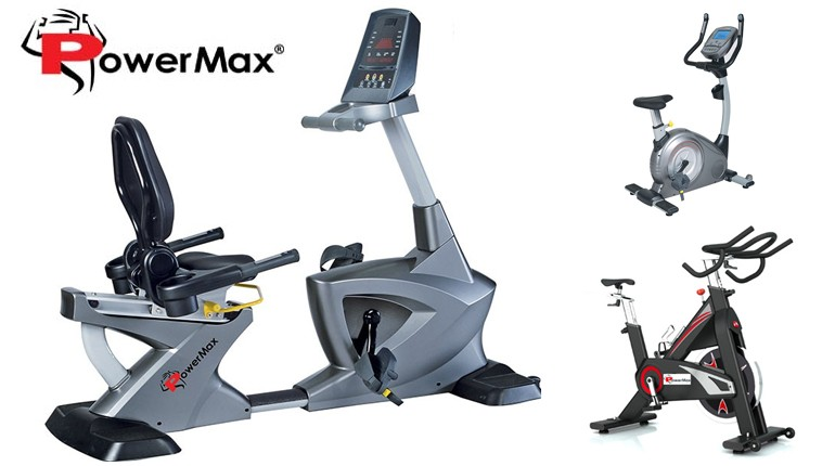 Top 10 Exercise Bike from Powermax – Best Exercise Bikes in India
