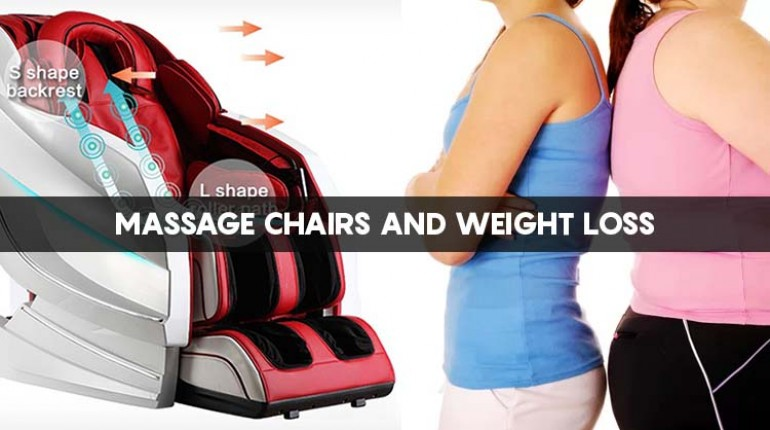 Massage Chairs and Weight Loss? Is it Real?