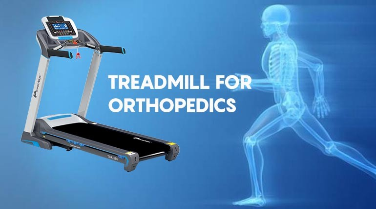 Treadmill for Orthopedics