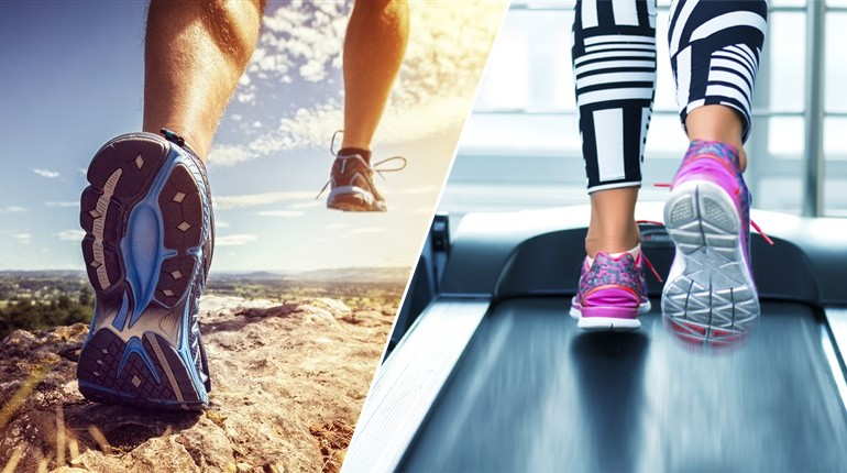 Treadmill Vs Road Running – Which to choose?