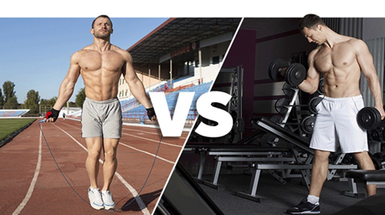 What Should I Do First – Cardio or Weights?