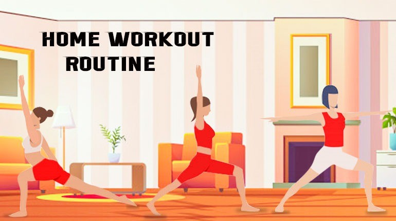 HOW TO DESIGN YOUR HOME WORKOUT ROUTINE AND KEEP YOUR BODY MOVING DESPITE A GLOBAL PANDEMIC