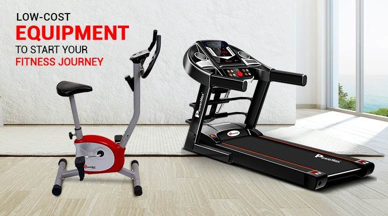 Low-cost equipment to start your fitness journey