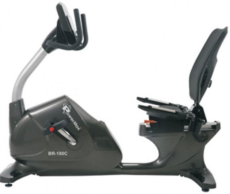 BR - 180C Commercial Recumbent Bike
