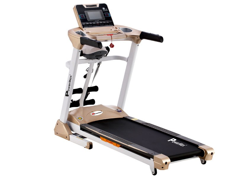 <b>TDA-450<sup>®</sup></b> Multifunction Motorised Treadmill with Top speed 18.8km/hr