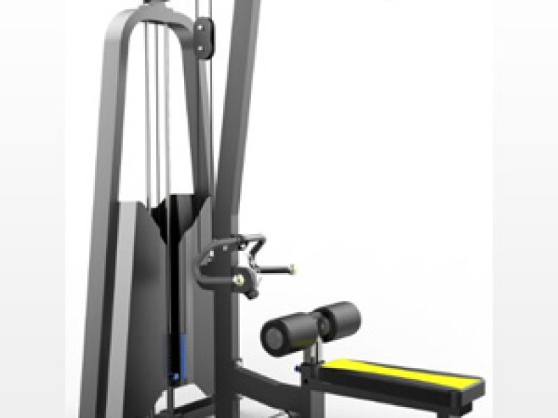 DS-012A – Lat Pull Down+ Row