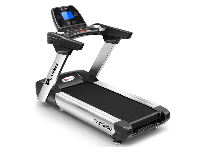 <b>TAC-3000<sup>®</sup></b> Commercial Motorized AC Treadmill