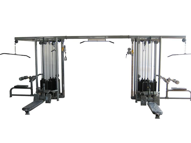 MC-8000 Multi Gym 8 Station