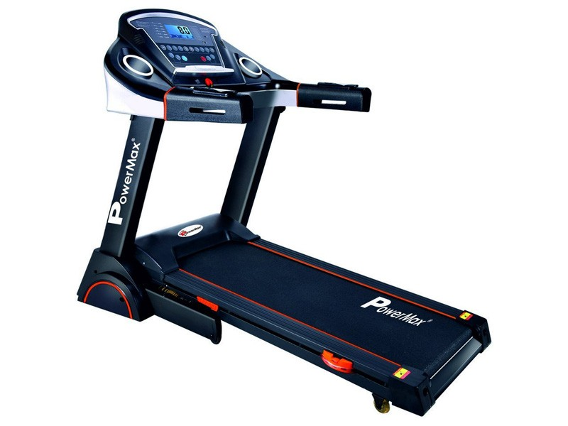<b>TDA-230<sup>®</sup></b> Motorized Treadmill with Auto Lubrication
