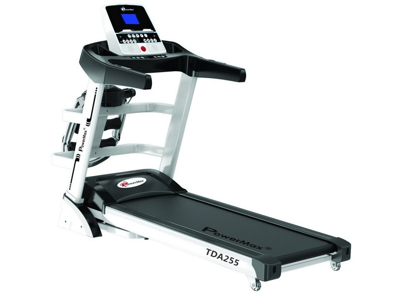 <b>TDA-255<sup>®</sup></b>  Multifunction Motorized Treadmill with Auto Incline