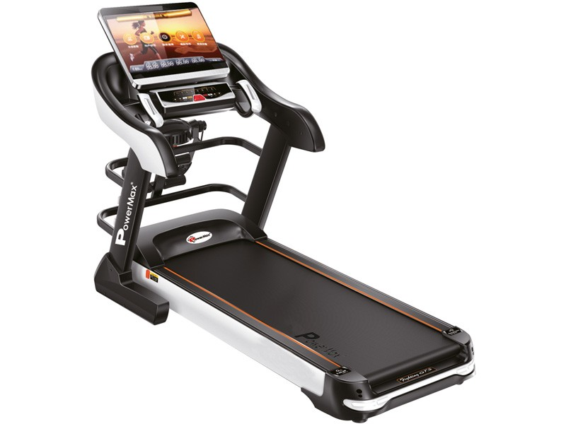 <b>TDA-595<sup>®</sup></b> Multi-function Treadmill with Auto Lubrication & 18.5