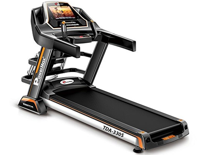 "<b>TDA-330S<sup>®</sup></b> Multi function Treadmill with 7"" Touch Screen powered by Android OS"