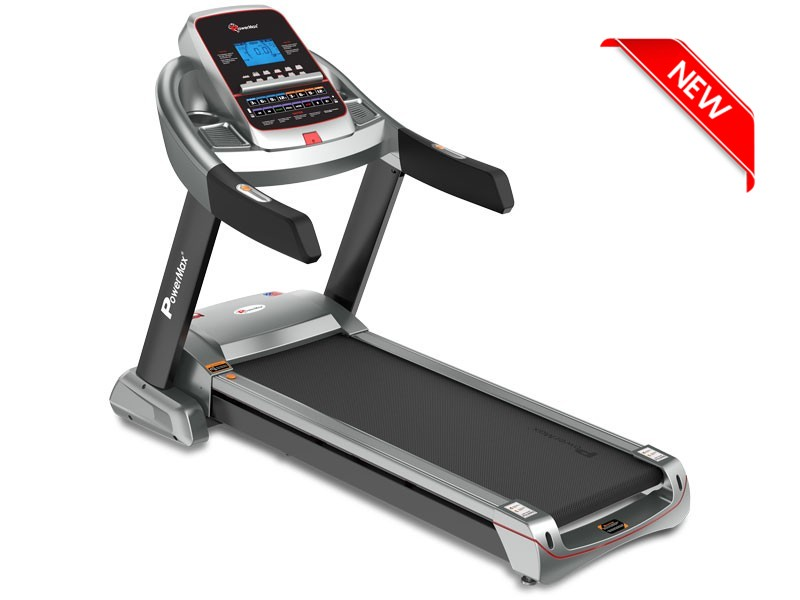 <b>TAC-510</b><sup>®</sup>Semi-Commercial AC Motorized Treadmill with 7.1 inch LCD Display