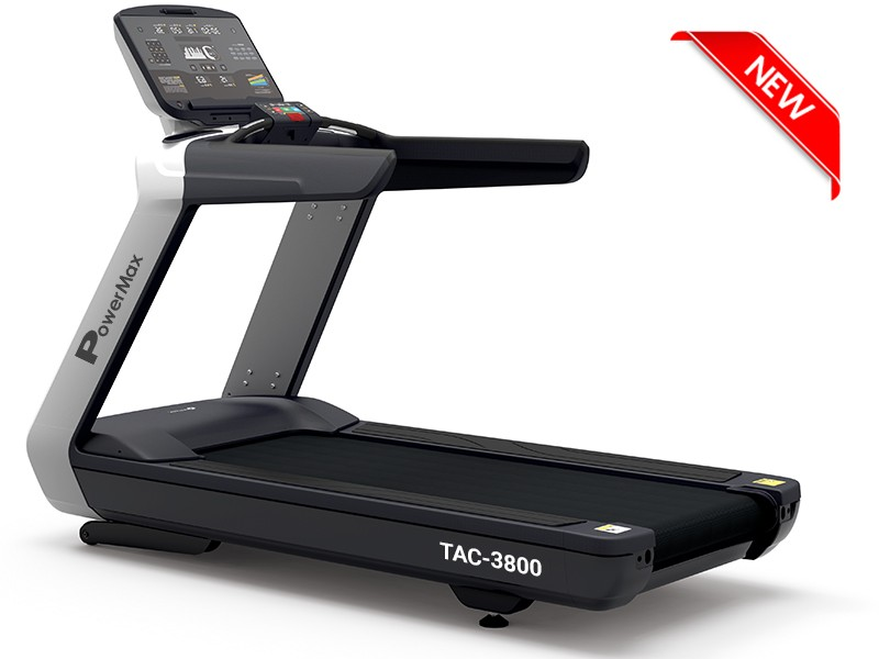 TAC-3800® Commercial Motorised AC Treadmill