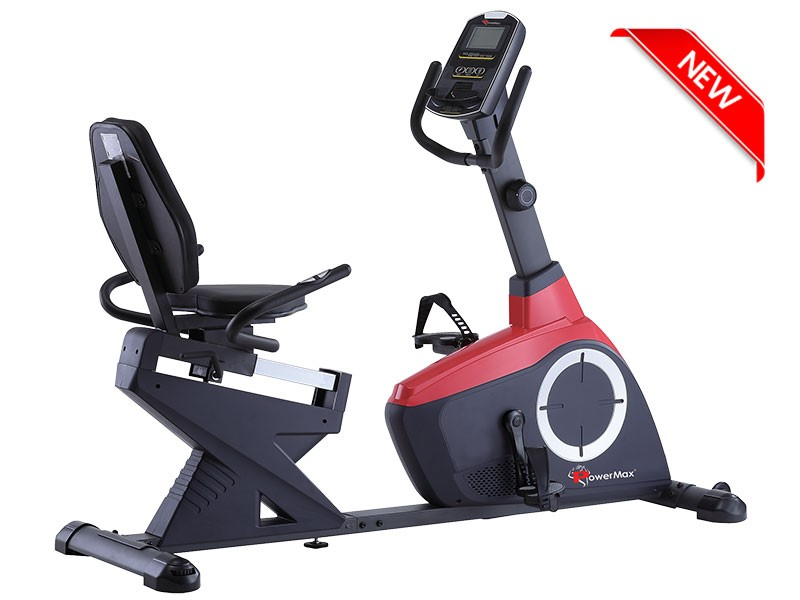 <b>BR-800</b> Magnetic Recumbent Bike