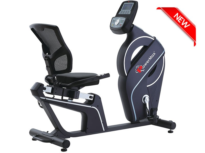 <b>BR-900</b> Commercial Recumbent Bike
