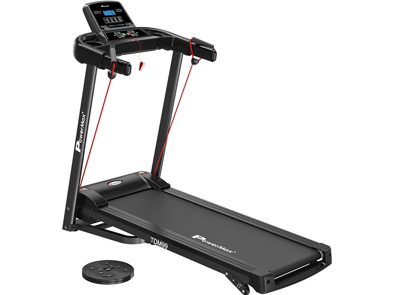<b>TDM-99</b> Multi-function treadmill with Twister and Resistance Ropes