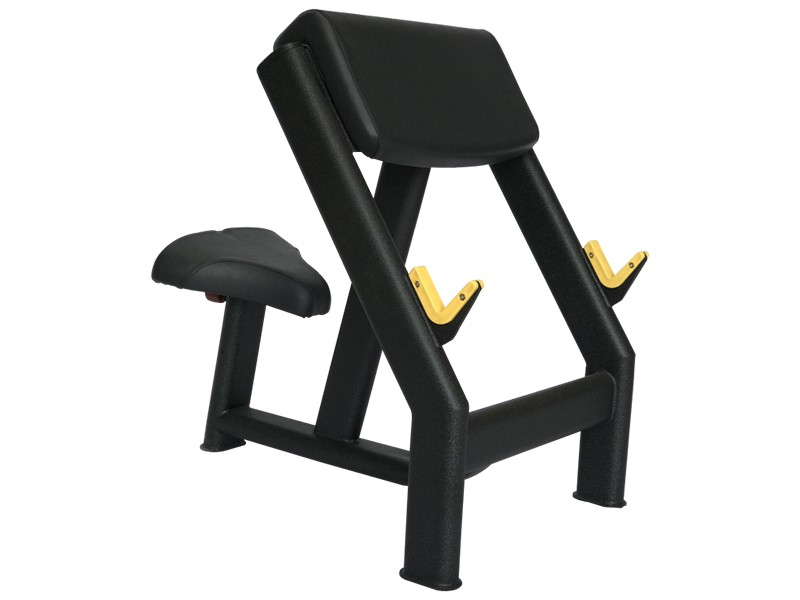 <b>O-033</b> Seated Preacher Curl