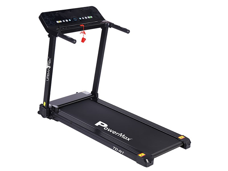 <b>UrbanTrek™ TD-N1</b> Treadmill with  App for Android & iOS And Bluetooth Music