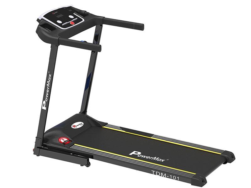 <b>TDM-101</b><sup>®</sup> Motorized Treadmill with MP3 & iPad holder
