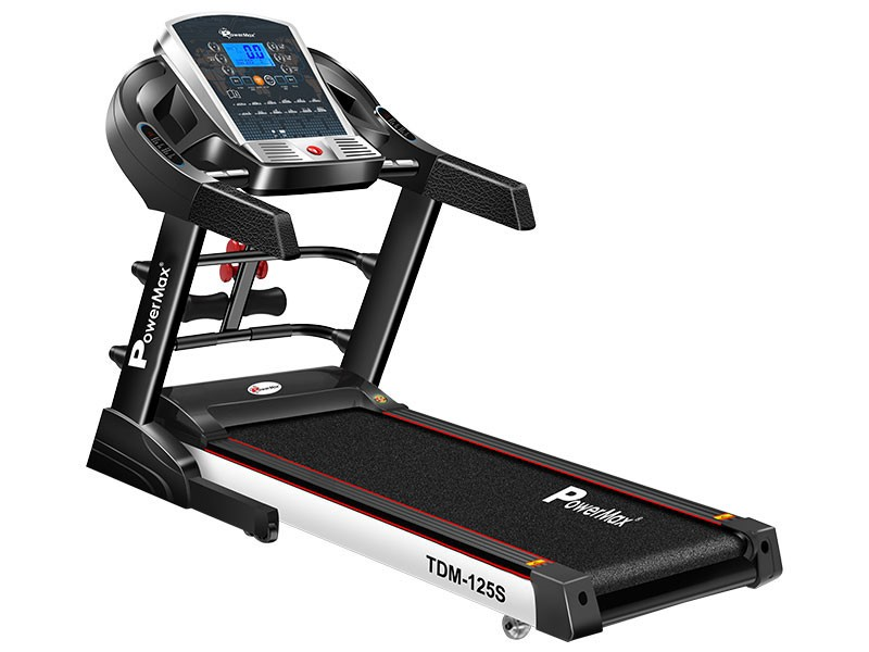 <b>TDM-125S<sup>®</sup></b> Multi-function Treadmill with Smart Run Function