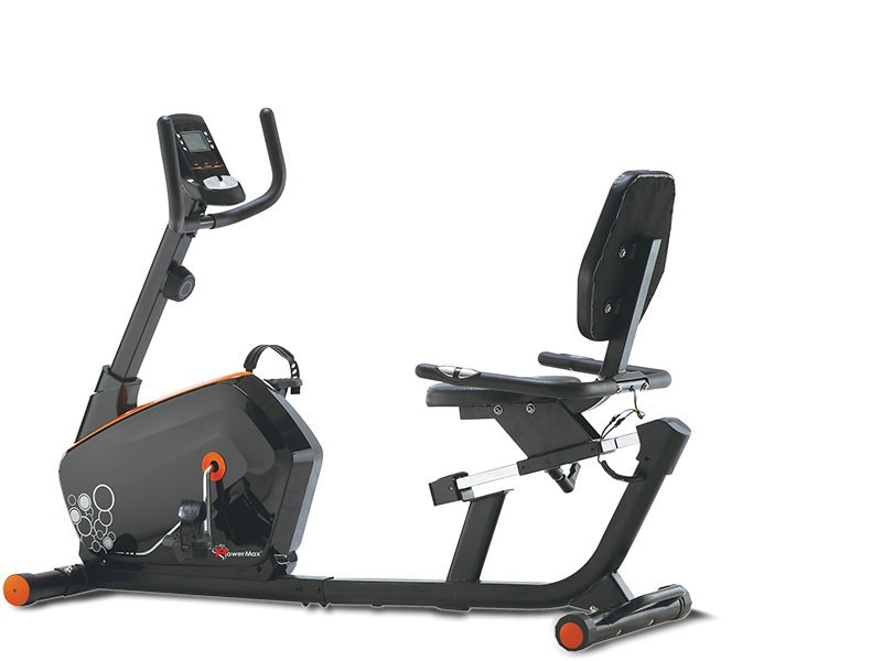 <b>BR-600</b> Magnetic Recumbent Bike