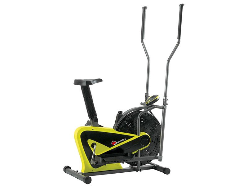 <b>EH-225</b> Elliptical Cross Trainer with Hand Pulse