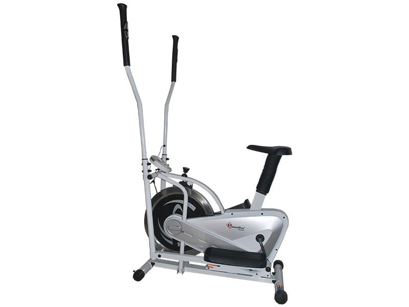 <b>EH-240</b> Elliptical Cross Trainer with Hand Pulse