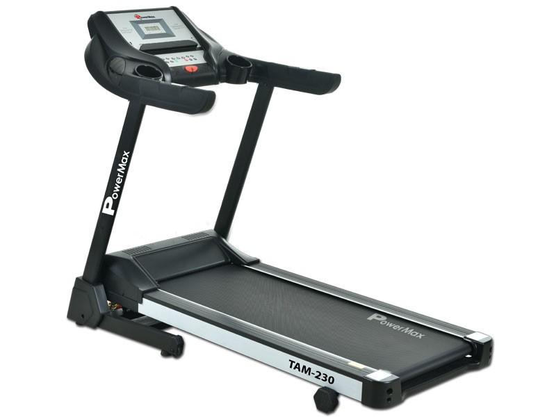 <b>TAM-230</b> AC Motorized Treadmill with MP3 & iPad Holder
