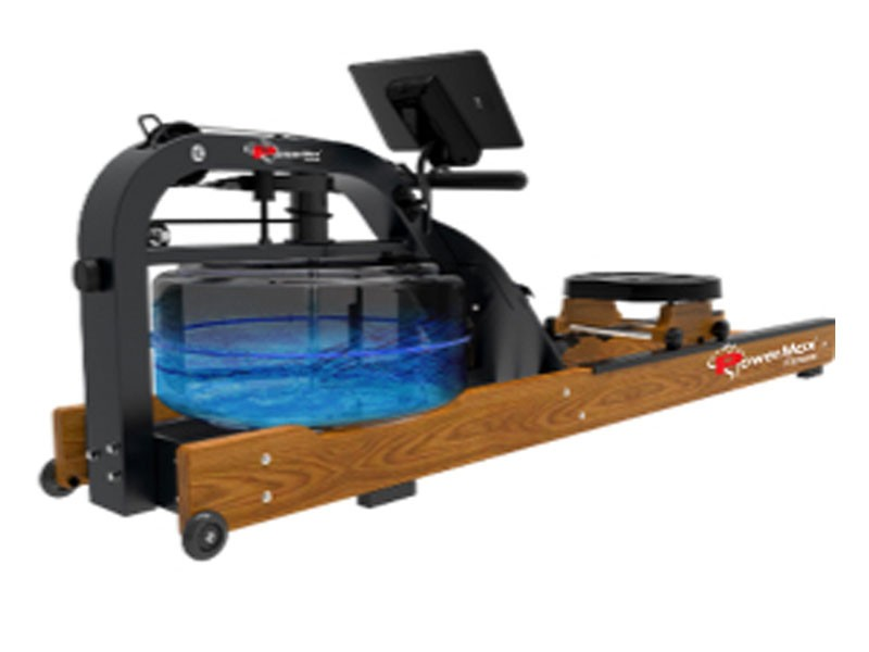 <b>RWC-2000</b> Water Rowing Machine with Digital Display for Commercial use
