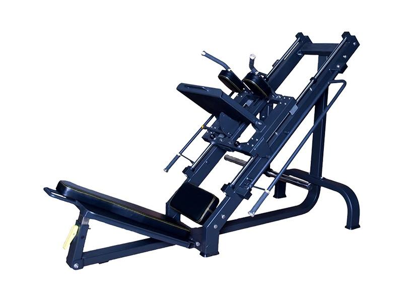 <b>DS-020</b> Leg Press with Hack Squat