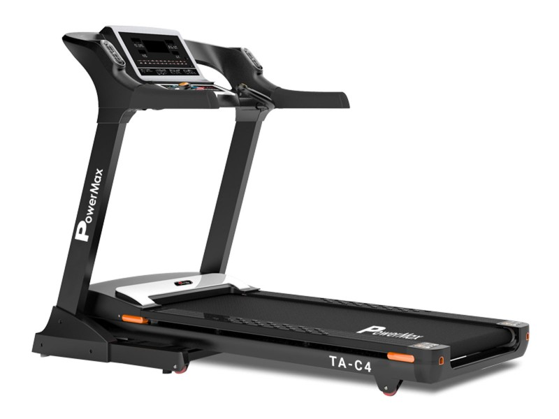 <b>TA-C4<sup>®</sup></b> Premium Commercial AC Motorized Treadmill