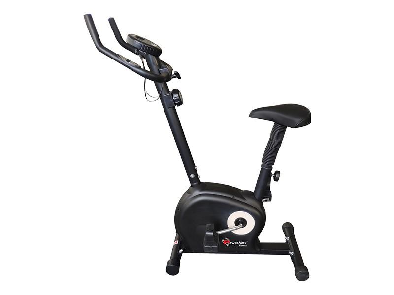 <b>BU-510</b> Magnetic Upright Bike with LCD Display