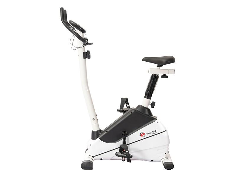 <b>BU-610</b> Magnetic Upright Bike with LCD Display